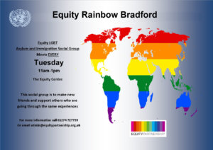 Equity Rainbow Bradford @ Equity Centre | England | United Kingdom