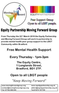 Equity Partnership Moving Forward Group @ Equity Centre | England | United Kingdom